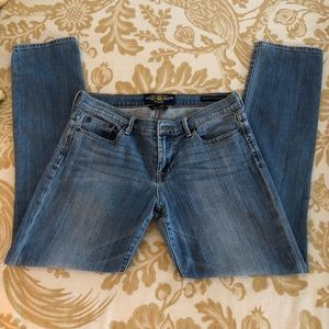 Lucky Brand Sweet N' Straight legged jeans